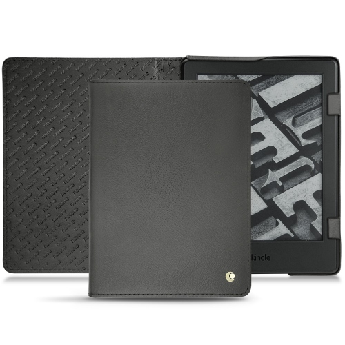 Housse cuir Amazon Kindle (2016) - Noir ( Nappa - Black )