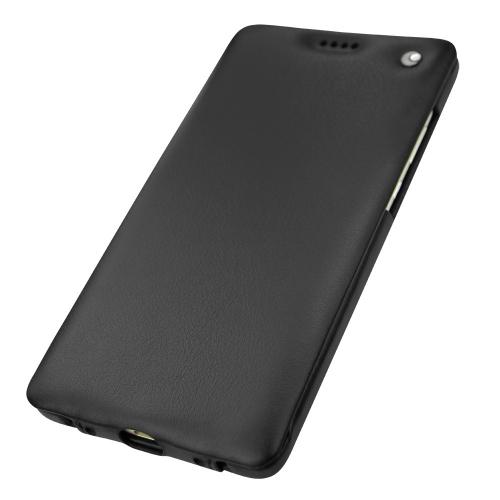 Housse cuir Huawei Honor Note 8