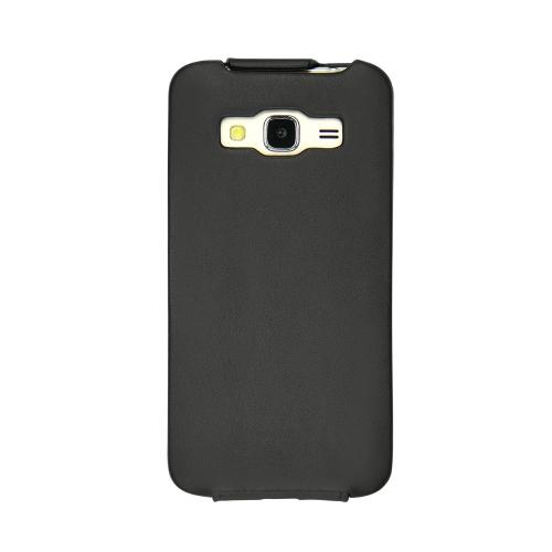 Samsung Galaxy J3 (2016) leather case