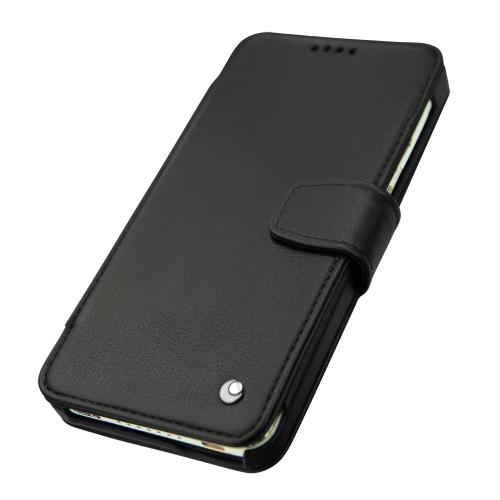 Housse cuir HTC Desire 10 Lifestyle