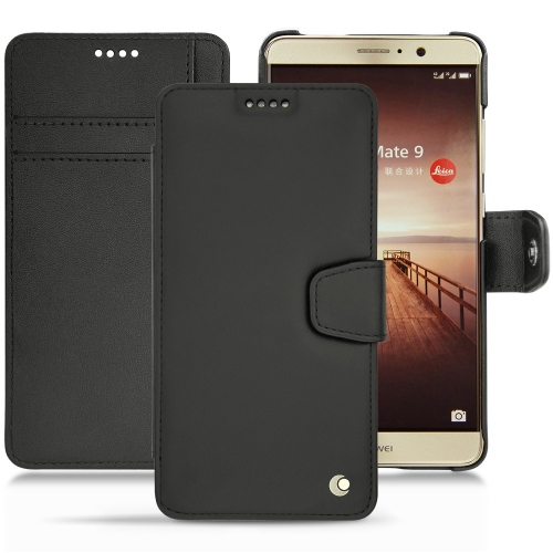 Housse cuir Huawei Mate 9