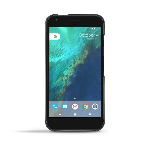 Google Pixel XL leather cover