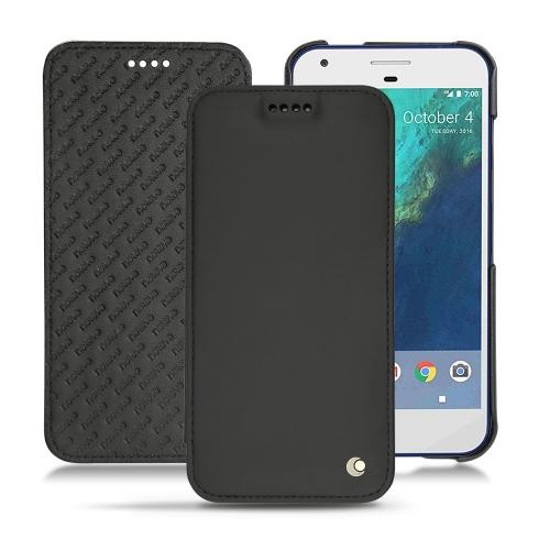 Google Pixel leather case