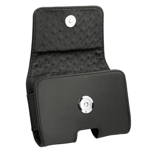 Universal horizontal leather case for mobile phone - Small