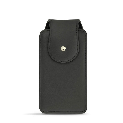 腰间携带式手机真皮护套- 中号