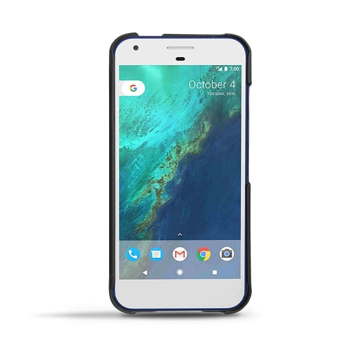 Google Pixel leather cover