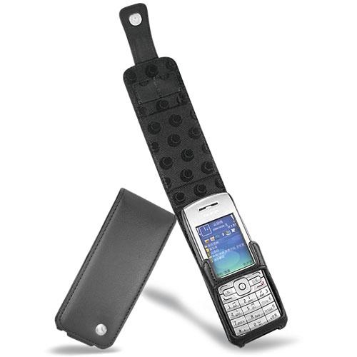 Housse cuir Nokia E50