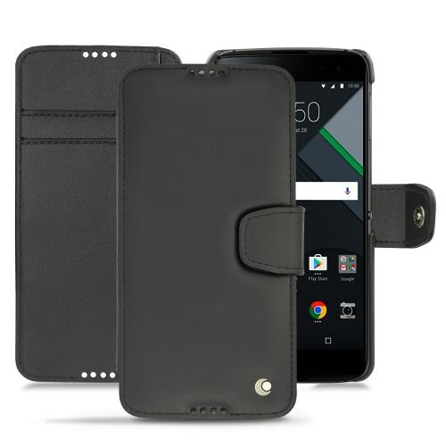 Blackberry DTEK60 leather case
