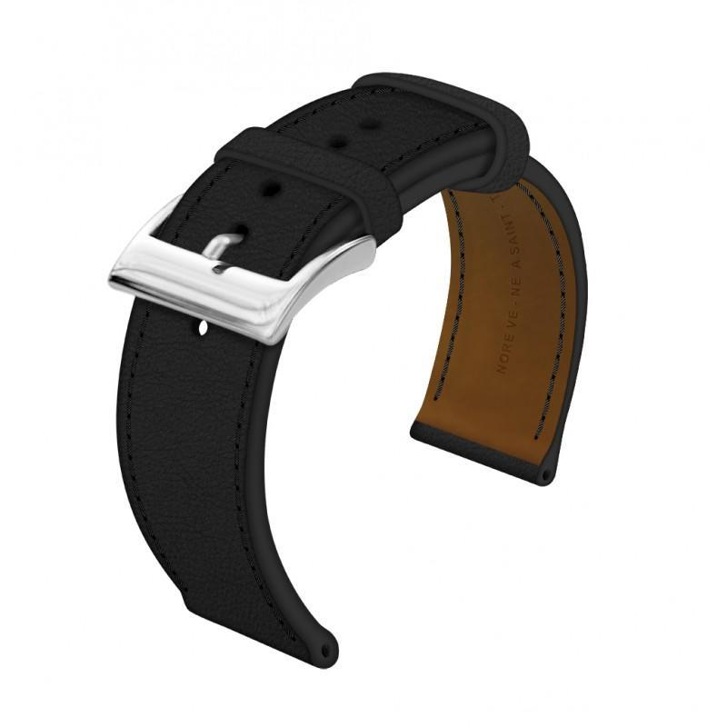 d3d95760dbf ... Bracelete em couro para relógio Apple Watch - Griffe 1 ...