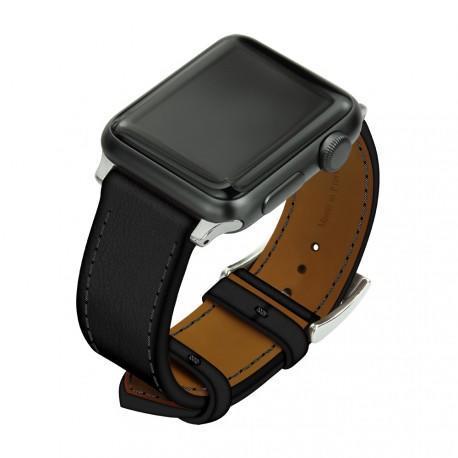 Braccialetto in pelle per orologio Apple Watch – Griffe 1