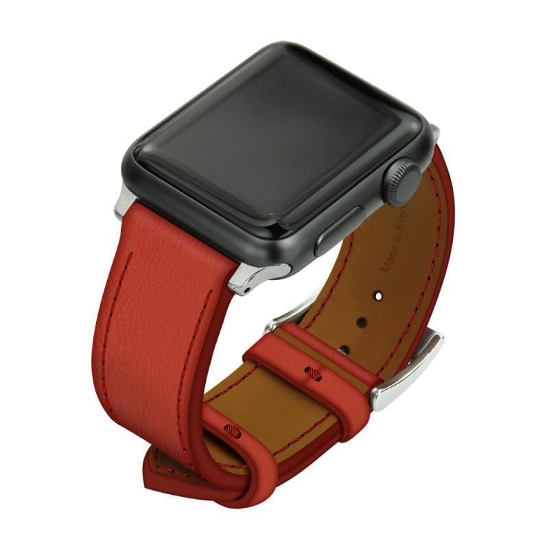Bracelet en cuir pour montre Apple Watch – Griffe 1