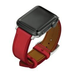 Bracelet en cuir pour montre Apple Watch – Griffe 1