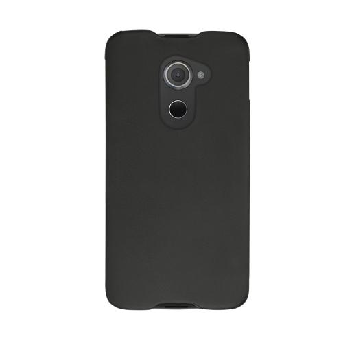 Blackberry DTEK60 leather cover