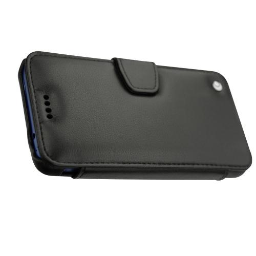 Housse cuir HuaweiP8 Lite (2017)