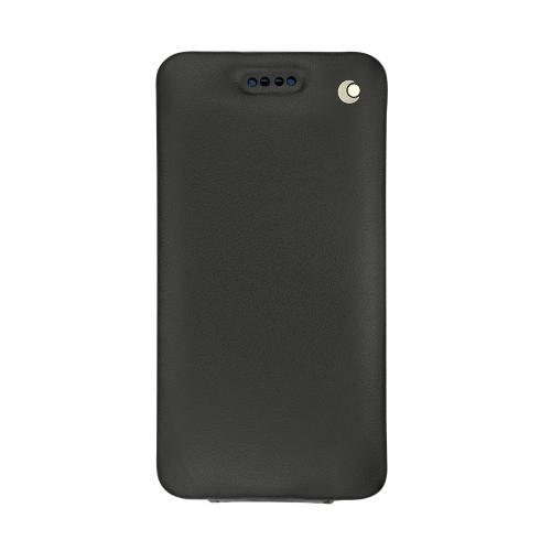 Housse cuir Huawei P8 Lite (2017)