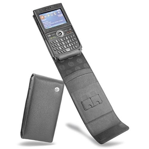 Housse cuir Samsung SGH-i600 - i607 - Blackjack  - Noir ( Nappa - Black )