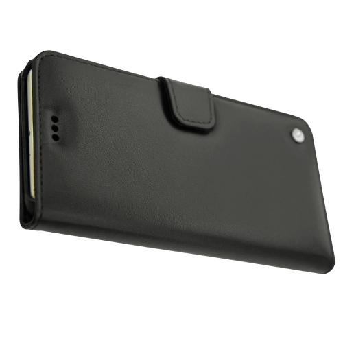 Housse cuir HuaweiP10 Plus