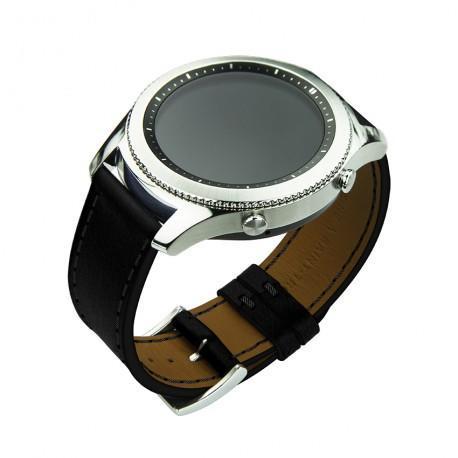Bracelete em couro para relógio - 22 mm - Griffe 1