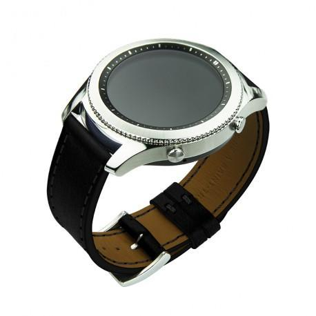 真皮手表链-22mm - Griffe1