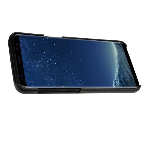 Coque cuir Samsung Galaxy S8+