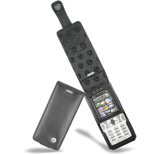 Housse cuir Sony Ericsson K550