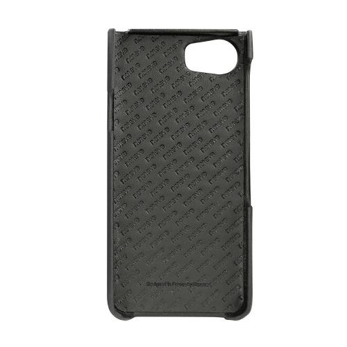 Coque cuir Blackberry Keyone