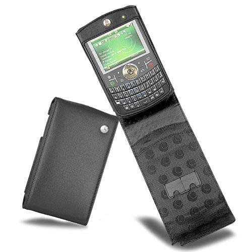 Motorola Moto Q9  leather case