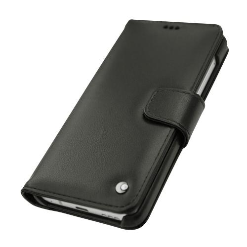 Housse cuir LG G6