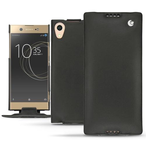Capa em pele Sony Xperia XA1 Ultra - Noir ( Nappa - Black )