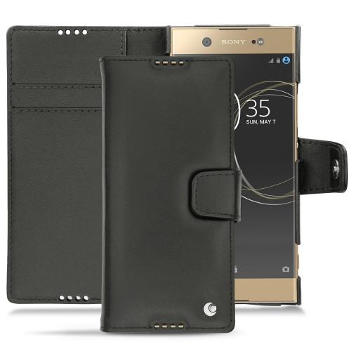 Sony Xperia XA1 Ultra leather case