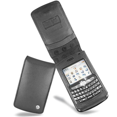 Housse cuir BlackBerry 8800