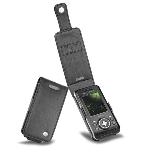 Housse cuir Sony Ericsson S500 - W580