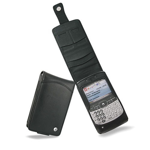 Motorola Q  leather case