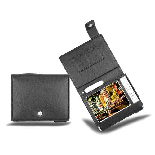 Housse cuir Archos 405 2Gb  - Noir ( Nappa - Black )