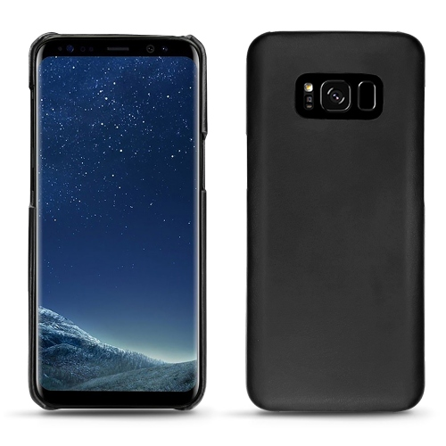 Samsung Galaxy S8+ leather cover