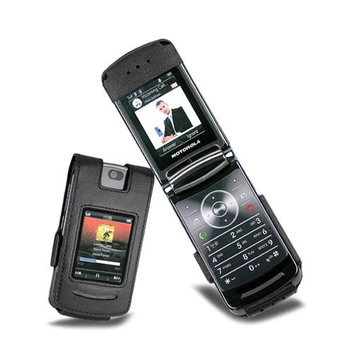 Motorola RAZR 2 V8 - V9  leather case