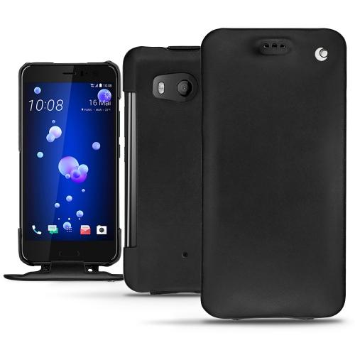 Housse cuir HTC U11 - Noir ( Nappa - Black )
