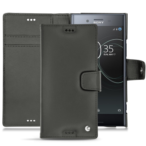 Sony Xperia XZ Premium leather case