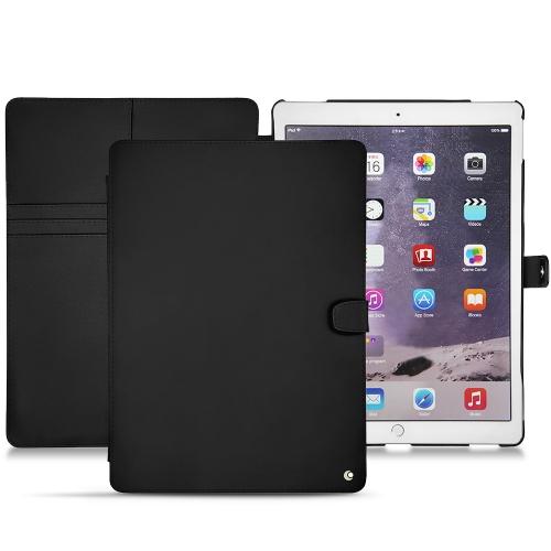 "Capa em pele Apple iPad Pro 12.9"" (2017) - Noir ( Nappa - Black )"