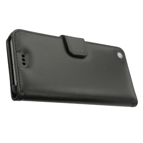 Housse cuir Huawei Honor 9