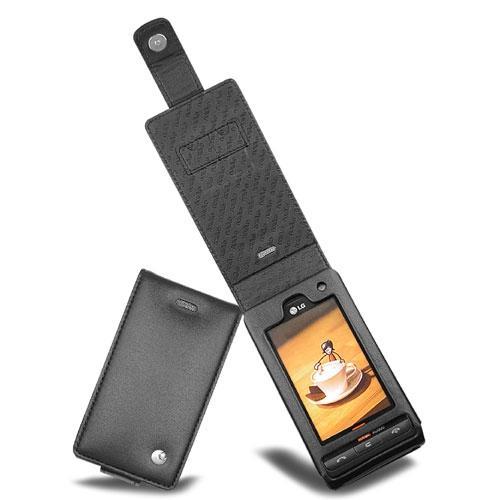 LG KU990 Viewty  leather case