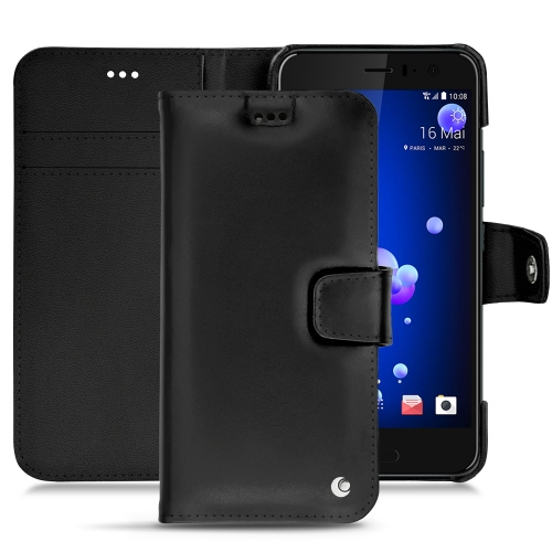 san francisco 29828 33e8a HTC U11 leather case
