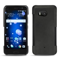 Coque cuir HTC U11