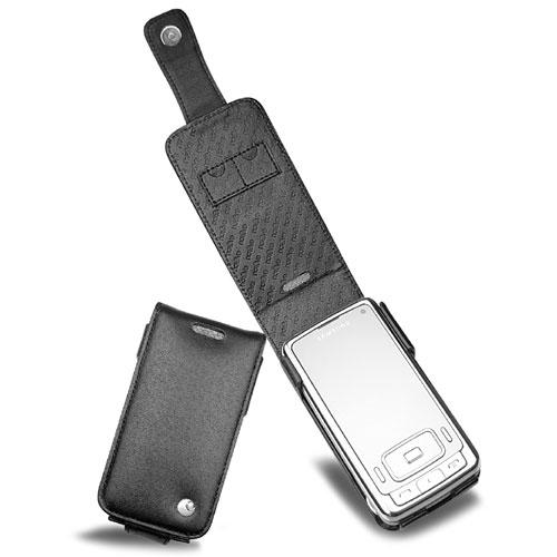 Samsung SGH-G800  leather case