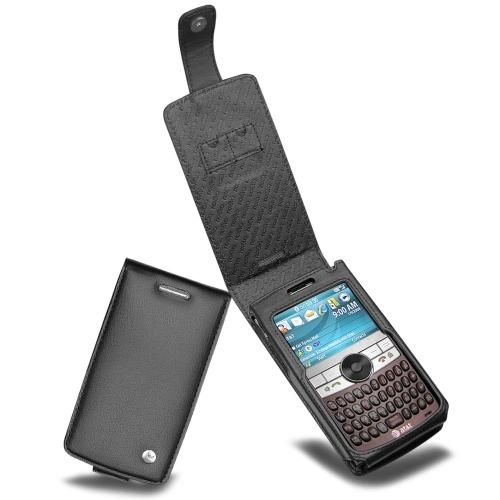 Housse cuir Samsung SGH-i617 - Blackjack 2  - Noir ( Nappa - Black )