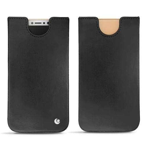 Lederschutzhülle Apple iPhone X