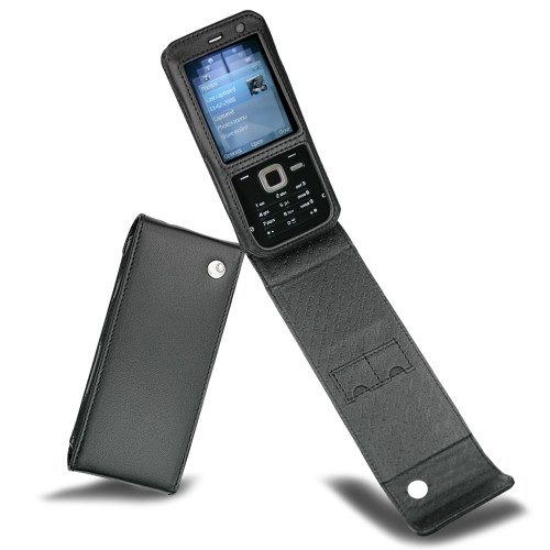 Nokia N78  leather case