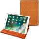 "Lederschutzhülle Apple iPad Pro 10,5"""" - Mandarine vintage - Couture"