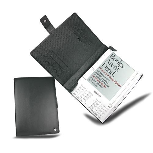 Housse cuir Amazon Kindle  - Noir ( Nappa - Black )