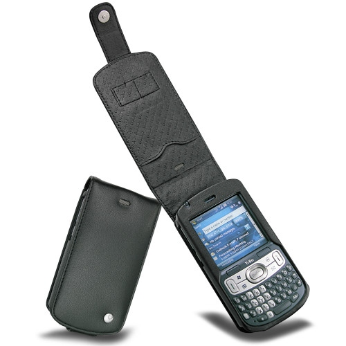 Palm Treo 800w  leather case
